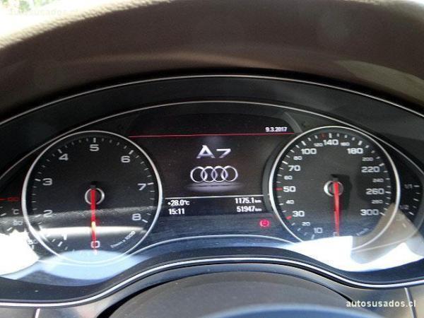 Audi A7 3.0 año 2012