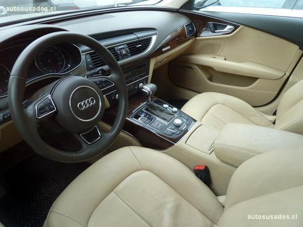 Audi A7 TFSI QUATTRO año 2013