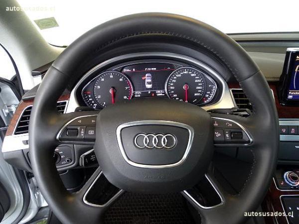 Audi A8 3.0T QUATTRO año 2014