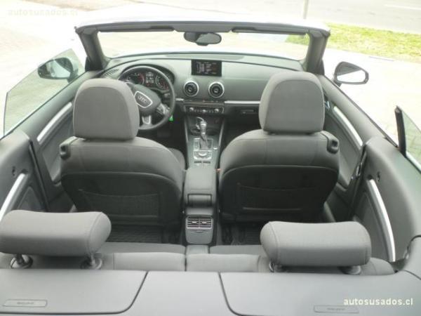 Audi Cabriolet A3 CABRIO 1.4T año 2015