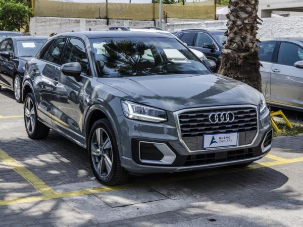 Audi Q2 35TFSI año 2019
