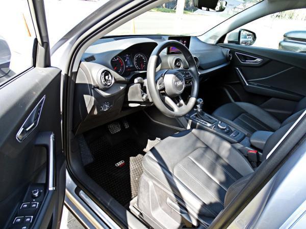 Audi Q2 35 TFSI año 2019