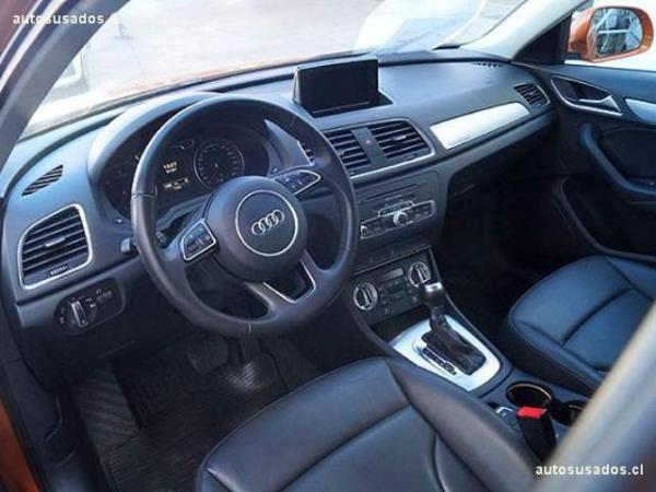 Audi Q3 2.0 TDI año 2013