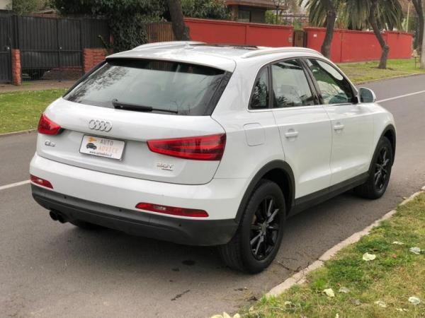 Audi Q3 FSI QUATTRO año 2013