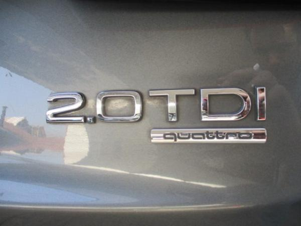 Audi Q3 TDI Q3 2.0 4X4 año 2013
