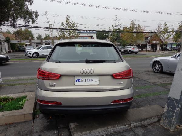 Audi Q3 TFSI año 2014
