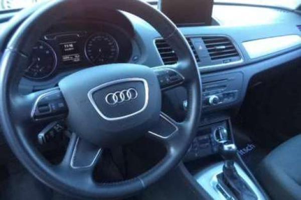 Audi Q3 TFSI 1.4 año 2014