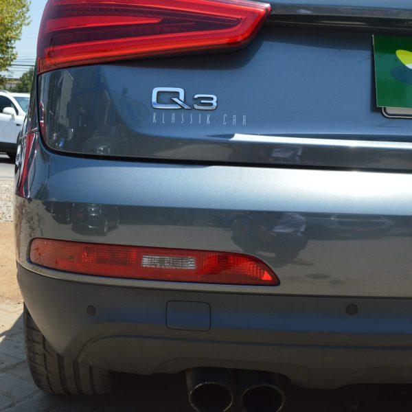 Audi Q3 2.0 TFSI S Tronic Quattro año 2014