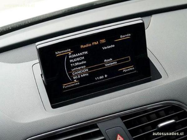 Audi Q3 TFSI 1.4 año 2015