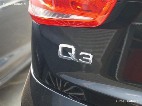Audi Q3 2.0 TDI QUATTRO año 2016