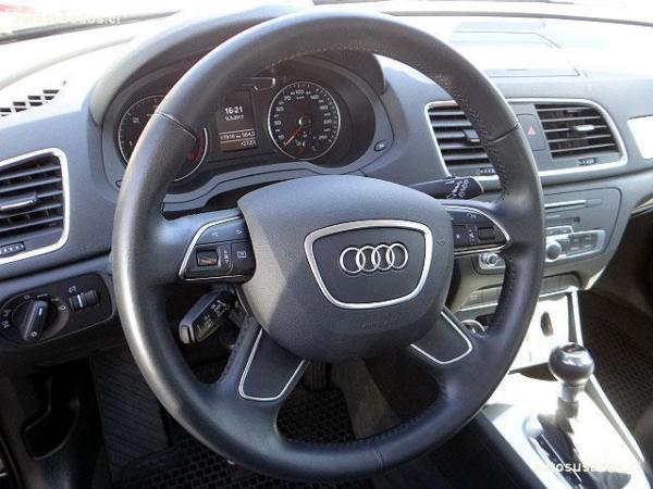 Audi Q3 2.0 tdi año 2016
