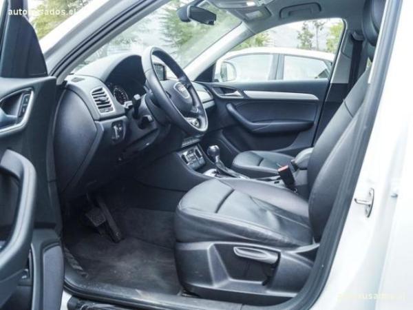 Audi Q3 1.4 TFSI año 2017