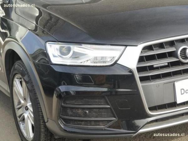 Audi Q3 2.0 TDI QUATTRO año 2017