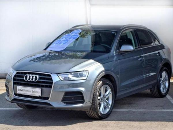 Audi Q3 Gasolina año 2018