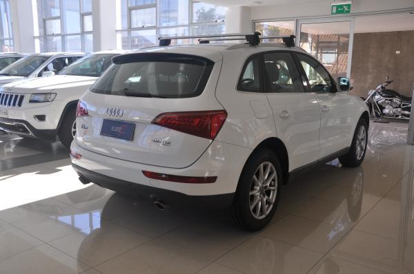 Audi Q5 3.0 TDI STRONIC QUATTRO año 2012
