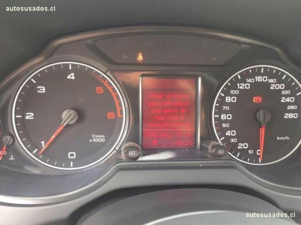 Audi Q5 2.0 turbo año 2013
