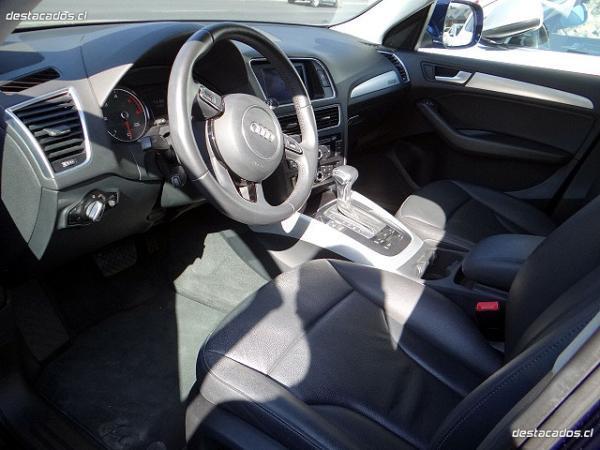 Audi Q5 TDI QUATTRO año 2014
