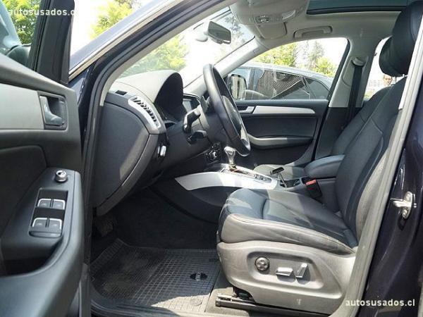 Audi Q5 2.0 TDI QUATTRO año 2014