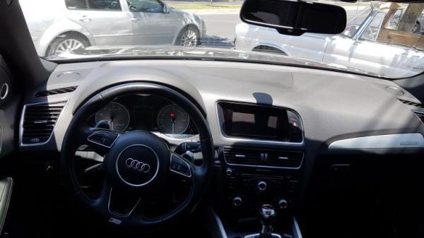 Audi Q5 SQ5 TFSI Quattro año 2014