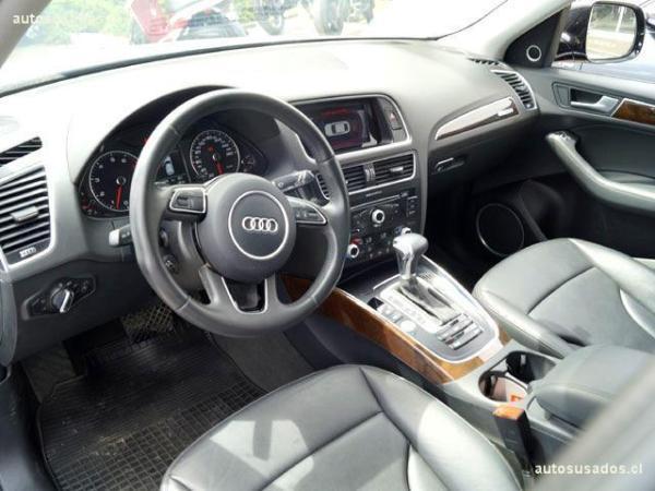Audi Q5 3.0 TFSI año 2016