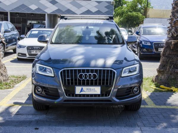 Audi Q5 2.0 TFSI QUATTRO año 2017