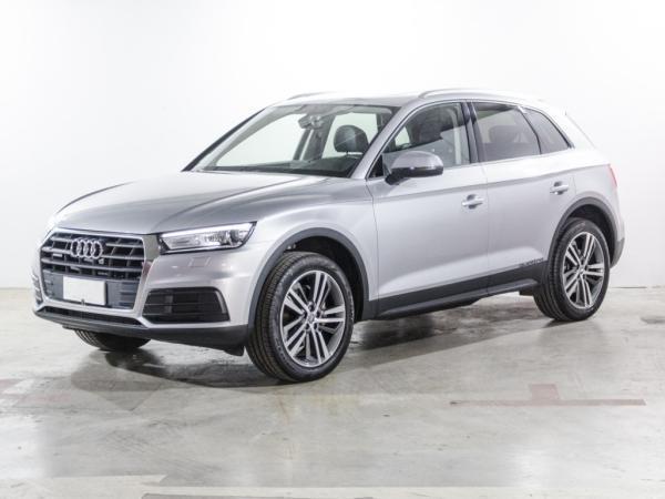 Audi Q5 2.0 OTTO QUATTRO año 2019