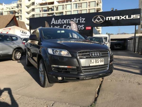 Audi Q7 TDI año 2008