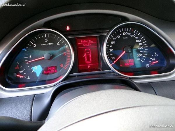 Audi Q7 TDI 3.0 Quattro año 2009