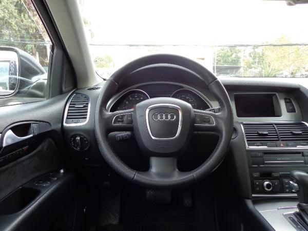 Audi Q7 FSI año 2011