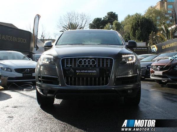 Audi Q7 Q7 Fsi 3.0 año 2012