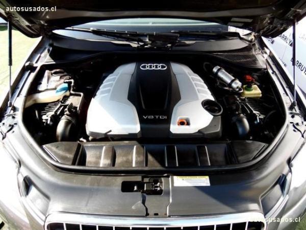 Audi Q7 TDI 4.2 año 2012