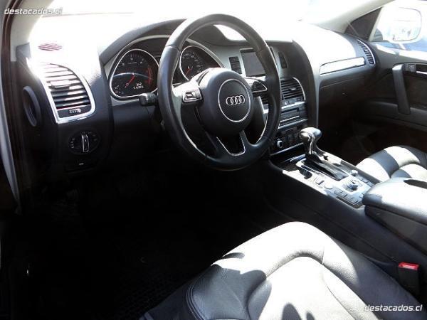Audi Q7 3.0 TDI año 2013