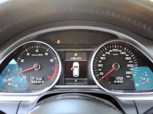 Audi Q7 3.0T QUATTRO año 2013