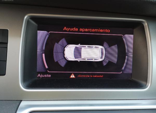 Audi Q7 3.0 FSI Tiptronic Quattro año 2013