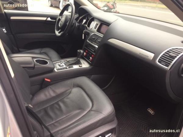 Audi Q7 3.0T SLINE año 2013