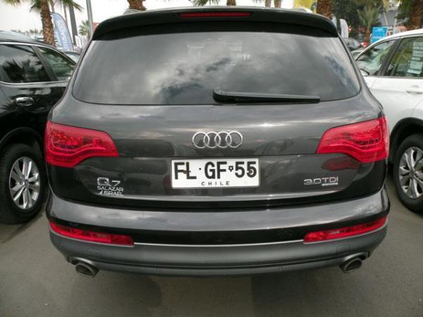 Audi Q7 Q7 TDI 3.0 año 2013