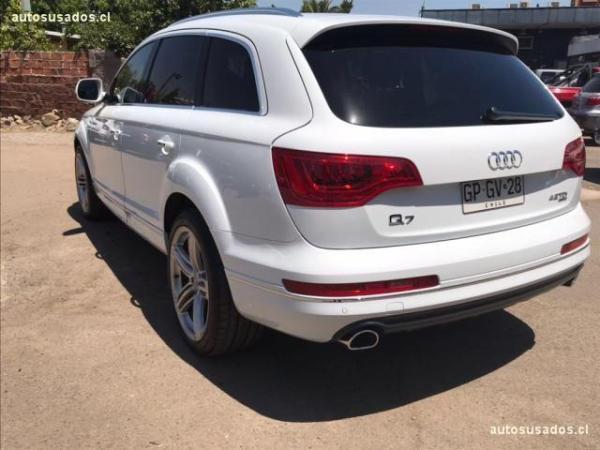 Audi Q7 TDI QUATTRO 4.2 año 2014