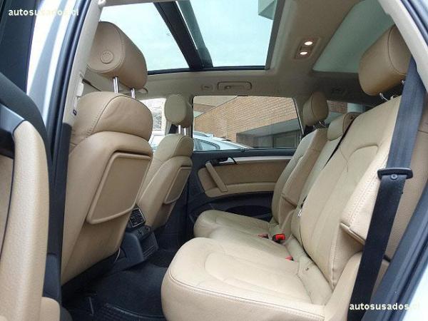 Audi Q7 3.0 QUATTRO año 2015