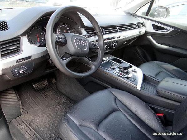 Audi Q7 3.0 TURBO TDI año 2016