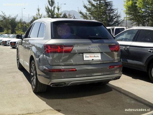 Audi Q7 3.0 TDI QUATTRO año 2016