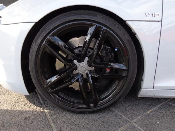 Audi R8 FSI QUATTRO año 2014