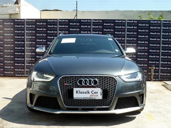 Audi RS4 AVANT TURBO año 2014