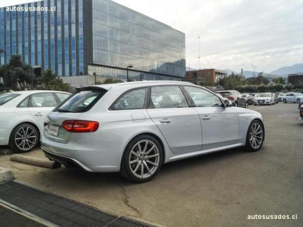 Audi RS4 AVANT 4.2 TFSI AT año 2016