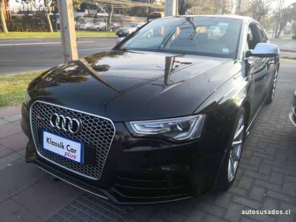 Audi RS5 gl año 2013