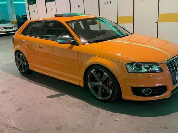 Audi S3 S3 año 2012