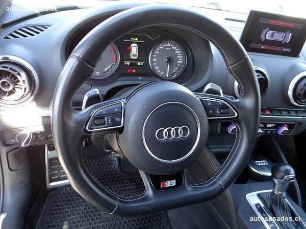 Audi S3 S3 SPORTBACK 2.0TFSI año 2015