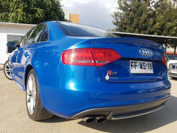 Audi S4 3.0 TFSI S TRONIC QUATTRO año 2013
