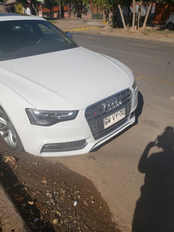 Audi S5 3.0 año 2015