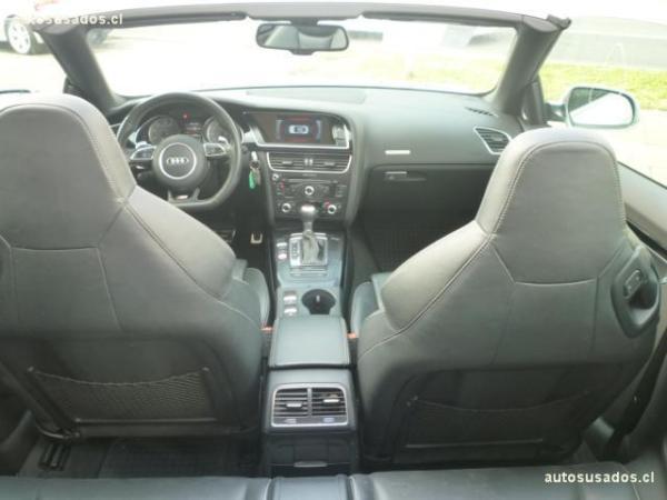 Audi S5 3.0 T CABRIO 333HP año 2015