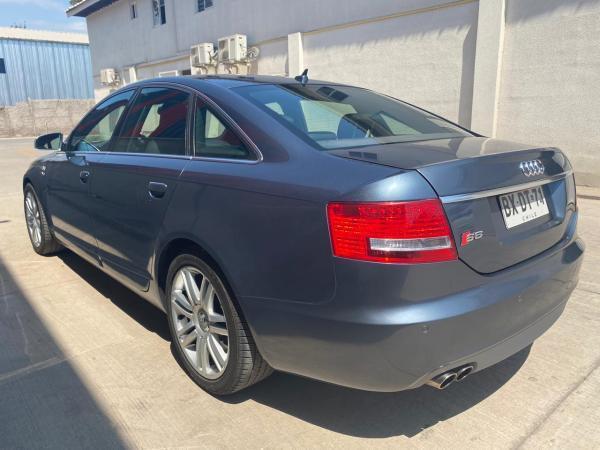 Audi S6 5.2 V10 450 HP AT año 2009